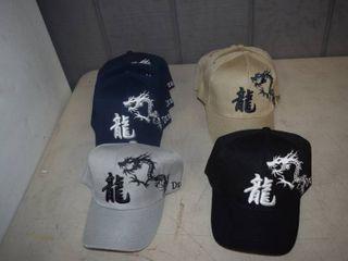 8 Ball Caps   Heavy Caps with Velcro Closure