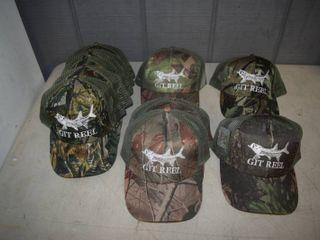 11 Ball Caps