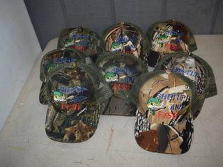 8 Ball Caps
