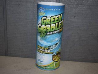3 Pack Green Gobbler Drain Opener