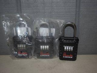 3 Vault locks