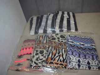 8 Pairs of leggings   One Size   Super Soft Group 5