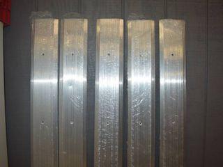 5 Aluminum Thresholds 5  x 36