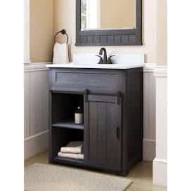 Style Selections Morristown Vanity