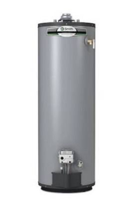 AO Smith signature select 50 gallon natural gas water heater  40 000 btu