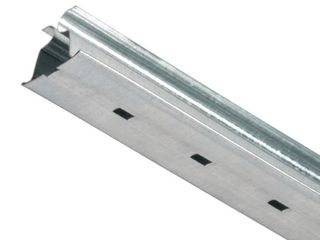 Armstrong Ceilings Easy Up 20 Pack 96 in Galvanized Steel Ceiling Grid Track