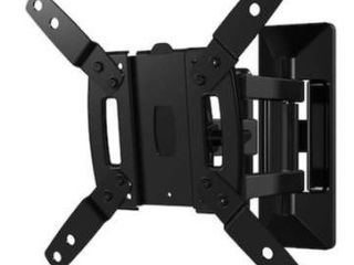 Sanus Premium Series Swivel Tv Wall Mount For Most 19   40 Inch Tvs Black