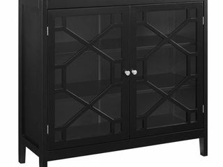 Ava Black large Cabinet Retail 181 99