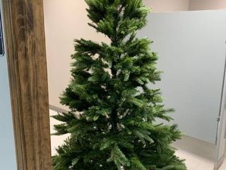 7ft prelit Christmas tree  canat get lights to work