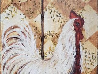 le Coq Rooster Hanging