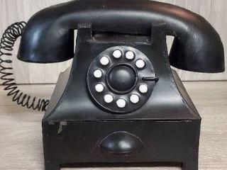 Metal Decor Phone