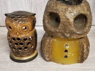 Candle Owl lot