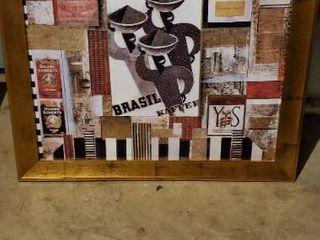 Brasil Kaffe Wall Decor