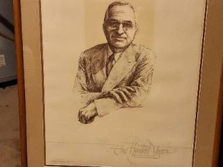 Truman Wall Decor