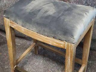 New Upholstered Barstool