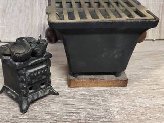lot of Cast Iron Pieces