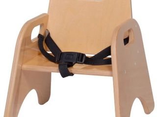 7  Toddler Chair with Strap