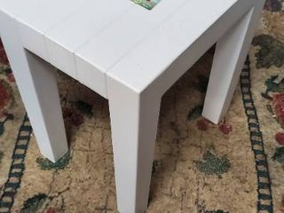 Recyclable Plastic Bench  New