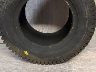 Appears new  lawn Tractor Tire