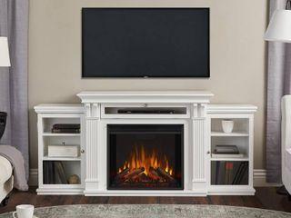 Calie Media Electric Fireplace