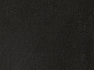 Plastex Fabrics Flannel Backed Faux leather Majik Black Fabric By The Yard