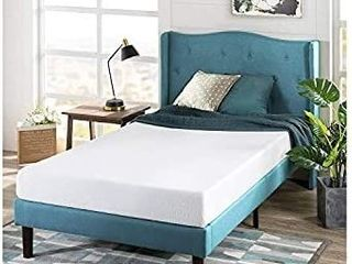 Zinus 6 Inch Green Tea Memory Foam Mattress   CertiPUR US Certified   Bed in a Box   Pressure Relieving  Twin
