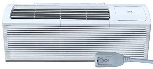 15 000 BTU High Efficiency PTAC Packaged Terminal Air Conditioner With Heat Pump PTHP Heating And Cooling With Electric Cord