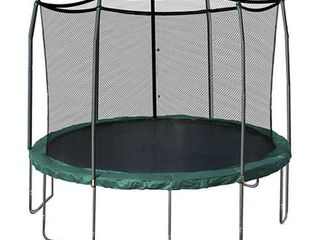 Skywalker Trampolines 12 Foot Trampoline  with Safety Enclosure  Green