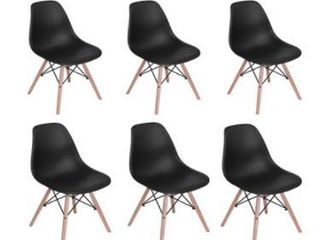 Carson Carrington Dusekarr Dining Room Side Chair  Set of 6    Retail 194 49
