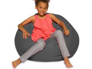 Kids Bean Bag Chair  Comfy Chair   Machine Washable Cover