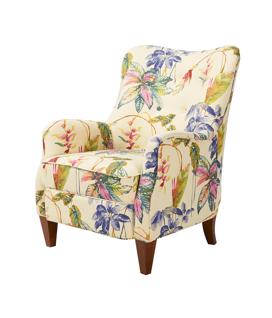 Jennifer Taylor Paradise Upholstered Arm Chair   Retail 644 99