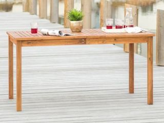 Surfside Acacia Pation Dining Table by Havenside Home