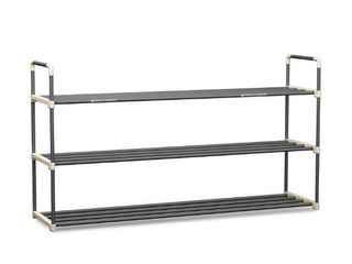 Home Complete  Shoe Rack with 3 Shelves