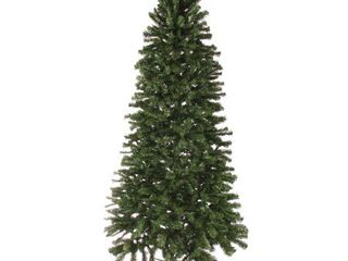 8  Slim Norway Spruce Artificial Unilt Christmas Tree  Retail 147 49