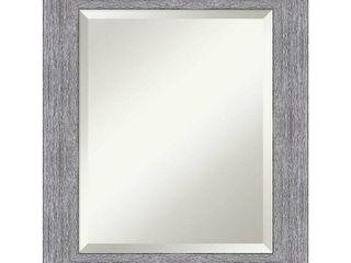 Bark Rustic Bathroom Vanity Wall Mirror  Retail 94 49