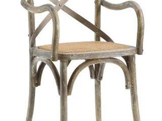 The Gray Barn Wild Hen Dining Armchair   Retail 597 49