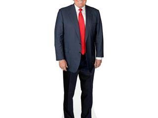 H38033 Donald Trump Cardboard Cutout Standup