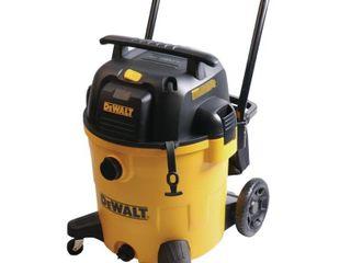 DeWalt 16 gal  Corded Wet Dry Vacuum 6 1 2 hp 120 volt Yellow 1 pc    Case Of  1  Each Pack Qty  1