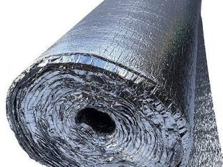 SmartSHIElD  5mm 48 X50ft Reflective Insulation Roll  Foam Core Radiant Barrier  Heat Cold Shield  Thermal Foil Insulation   Pure Aluminum