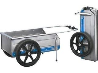 Tipke 2100 Marine Fold It Utility Cart