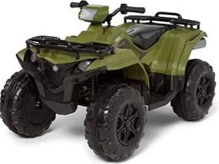Yamaha Atv Toddler kids Electric Ride On Toy  12 Volt  3 7 Yrs Old  Max Weight
