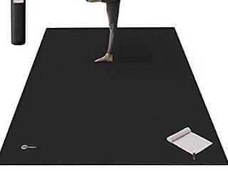 CAMBIVO large Yoga Mat