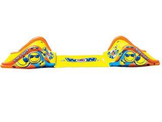 WOW 19 2210 Slide N Smile Pool   lake Float lounge
