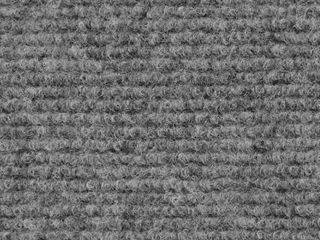 House  Home and More Indoor Outdoor Carpet with Rubber Marine Backing   Gray   6 Feet x 15 Feet