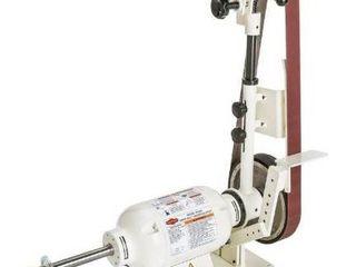 Shop Fox W1843 Knife Belt Sander Buffer motor only