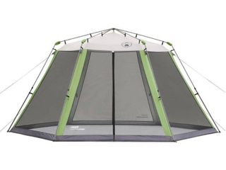 Coleman Screened Canopy Sun Shade 15x13 Tent with Instant Setup