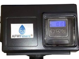 AFWFilters AIS10 25SXT AFW Air Injection Iron  Sulfur  and Manganese Removal Oxidizing Water Filter  Almond Or Black