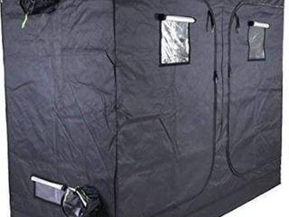 Zazzy 96aX48 X78 Plant Growing Tents 600D Mylar Hydroponic Indoor Grow Tent