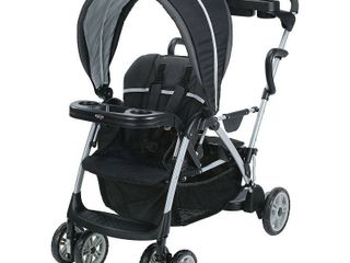 Graco Roomfor2 Click Connect Stand and Ride Stroller   Gotham