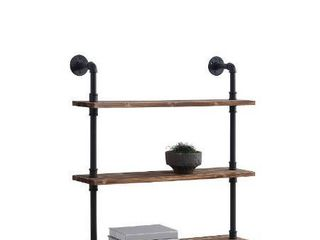 4D CONCEPTS Anacortes Three Shelf Piping